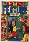 Cover For Feature Comics 76
