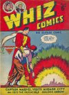 Cover For Whiz Comics 81