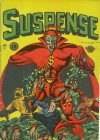 Cover For Suspense Comics 11