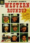 Cover For Western Roundup 15