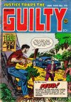 Cover For Justice Traps the Guilty 70