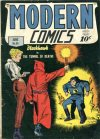 Cover For Modern Comics 98