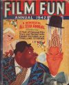 Cover For Film Fun Annual 1942