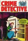 Cover For Crime Detective Comics v2 12