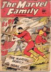 Cover For The Marvel Family 45