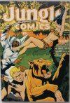 Cover For Jungle Comics 43