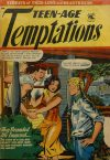 Cover For Teen Age Temptations 6