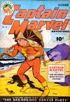 Cover For Captain Marvel Adventures 30