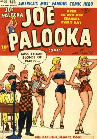 Large Thumbnail For Joe Palooka Comics #23