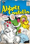 Cover For Abbott and Costello Comics 36