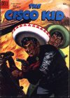 Cover For Cisco Kid 25