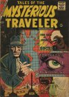 Cover For Tales of the Mysterious Traveler 6