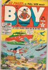 Cover For Boy Comics 56