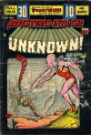 Cover For Adventures into the Unknown 55