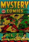 Cover For Mystery Comics 2