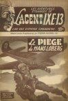 Cover For L'Agent IXE 13 v2 21 Le piège de Hans Loberg