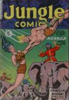 Cover For Jungle Comics 127