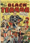 Cover For The Black Terror 25
