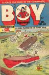 Cover For Boy Comics 43