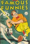 Cover For Famous Funnies 142
