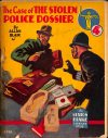 Cover For Sexton Blake Library S2 679 The Case of the Stolen Police Dossier