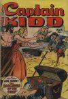 Cover For Captain Kidd 25