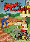 Cover For Abbott and Costello Comics 32