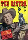 Cover For Tex Ritter 1