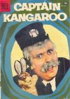 Cover For 0872 Captain Kangaroo