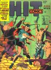 Cover For Hit Comics 23