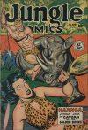 Cover For Jungle Comics 109