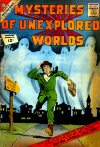 Cover For Mysteries of Unexplored Worlds 33