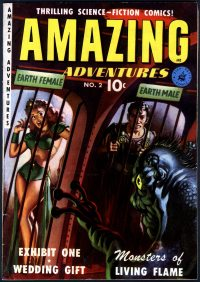 Large Thumbnail For Amazing Adventures #2