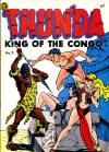 Cover For Thun'da, King of the Congo 2