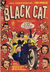 Large Thumbnail For Black Cat #25