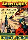 Cover For Aventures de Demain 4 Les voleurs de fusées