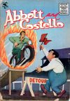 Cover For Abbott and Costello Comics 31
