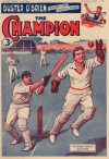Cover For The Champion 1592