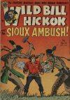 Cover For Wild Bill Hickok 16