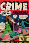 Cover For Crime Smashers 9