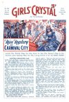 Cover For Girls' Crystal 566 Miss Mystery of Carnival City
