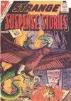 Cover For Strange Suspense Stories 55