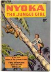 Cover For Nyoka the Jungle Girl 10