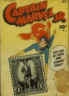 Cover For Captain Marvel Jr. 21