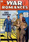 Cover For True War Romances 8