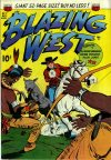 Cover For Blazing West 17
