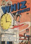 Cover For Whiz Comics 85