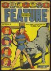 Cover For Feature Comics 72