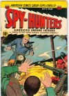 Cover For Spy Hunters 17