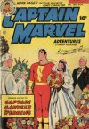 Cover For Captain Marvel Adventures 150